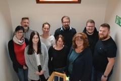 Das Team der WG Tiefenthal