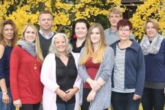 Das Team der Fünf Tage Gruppe